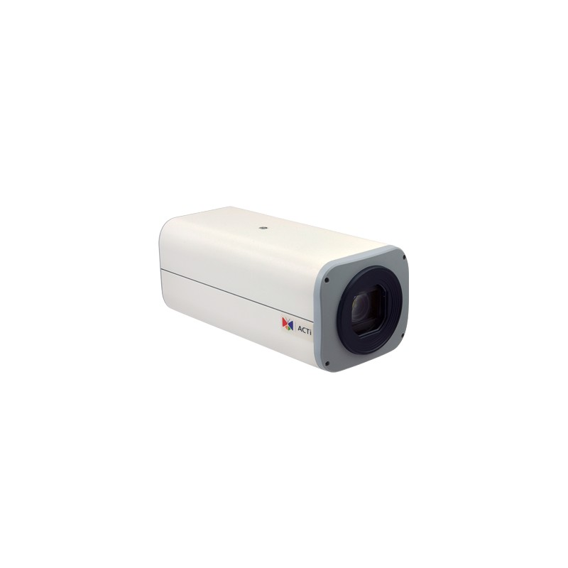 B26 3MP Indoor/Outdoor Zoom Box with D/N, Extreme WDR, SLLS, 36x Zoom Lens