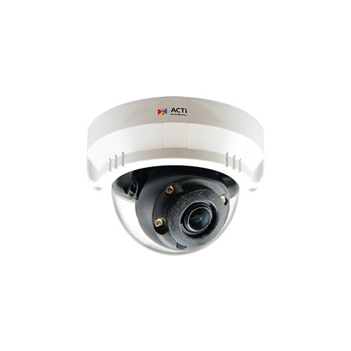 A95  -2MP, Indoor Mini Dome, Superior WDR, Superior Low Light Sensitivity, Adaptive IR