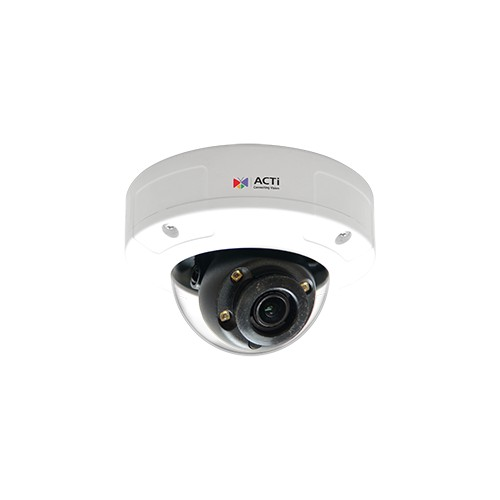 A94 ,5MP Outdoor Mini Dome with D/N, Adaptive IR, Advanced WDR, SLLS, Fixed Lens