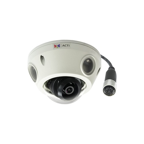 E933M ,2MP Security Surveillance Outdoor with D/N, Adaptive IR, Extreme WDR, SLLS, M12, Fixed Lens