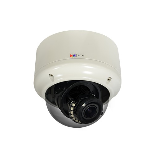 A81 3MP Outdoor Zoom Dome with D/N, Adaptive IR, Extreme WDR, SLLS