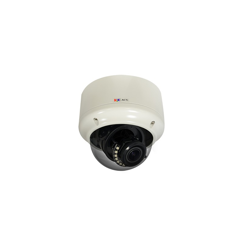 A82 5MP Outdoor Zoom Dome with D/N, Adaptive IR, Extreme WDR, SLLS