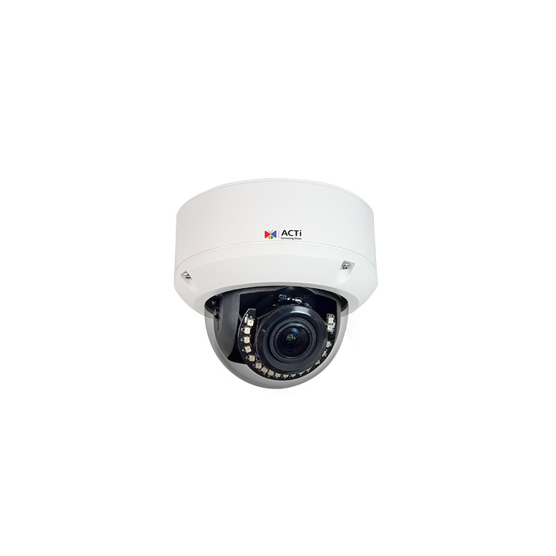 A84 12MP Face, People and Car Detection Outdoor Zoom Dome with D/N, Adaptive IR, Extreme WDR, SLLS