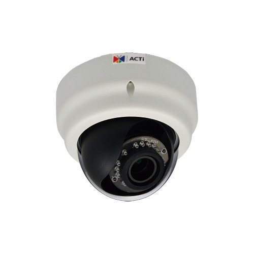 E62A 3MP Indoor with D/N, Adaptive IR, Basic WDR, Vari-focal Lens