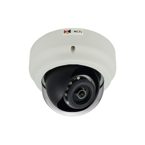 B53 3MP, Indoor Dome, Day / Night, Adaptive IR, Superior WDR