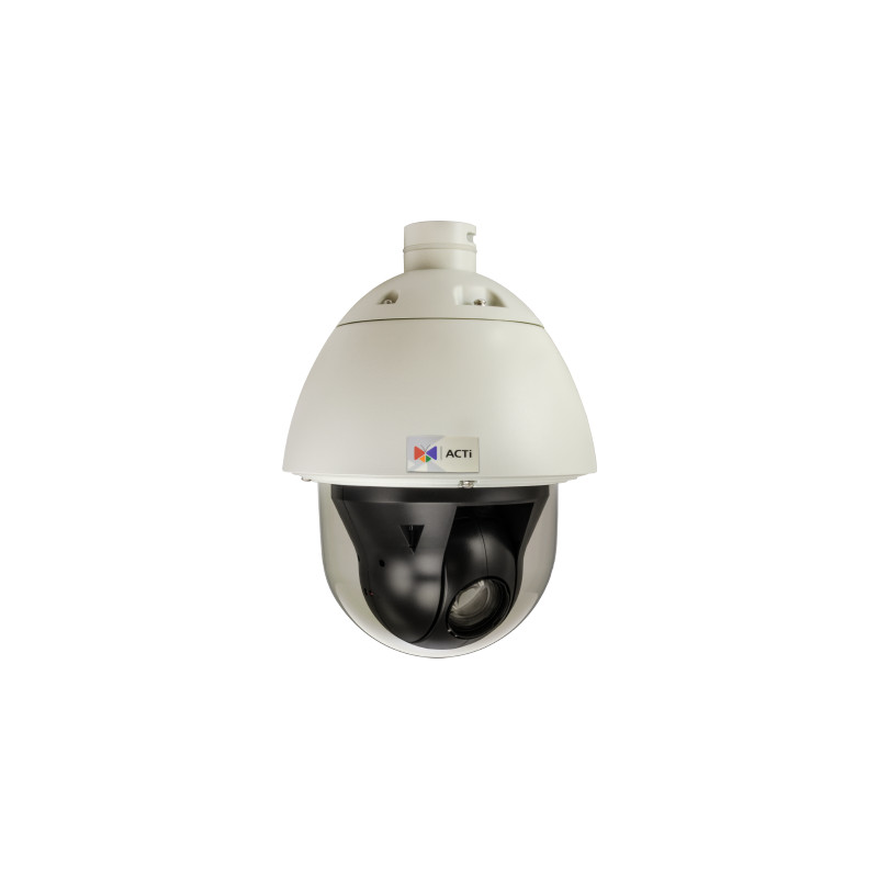 B916 2MP, Outdoor Speed Dome, Day / Night, Extreme WDR, Superior Low Light Sensitivity, Built-in Analytics, 20x optical