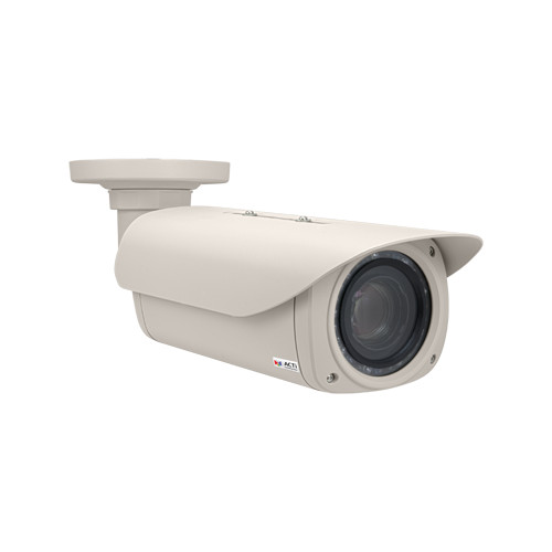 B416  -2MP, Zoom Bullet, Day / Night, Adaptive IR, Extreme WDR, Superior Low Light Sensitivity, Built-in Analytics, 30x optical
