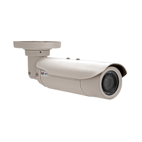 E417  -2MP, Zoom Bullet, Day / Night, Adaptive IR, Extreme WDR, Superior Low Light Sensitivity, Built-in Analytics, 10x optical