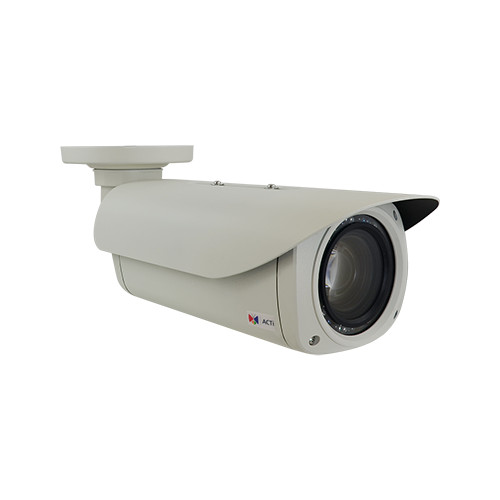 I42  -2MP, Zoom Bullet, Day / Night, Extreme WDR, Extreme Low Light Sensitivity, Built-in Analytics, 36x optical